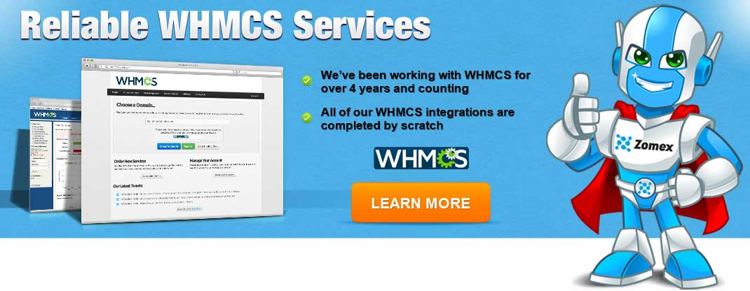 reliable whmcs services