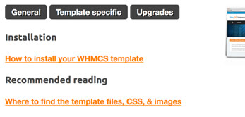 whmcs template guides