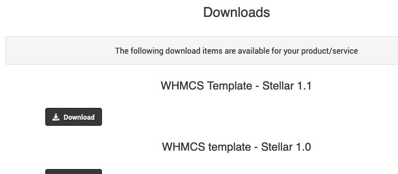 download the latest version of your template