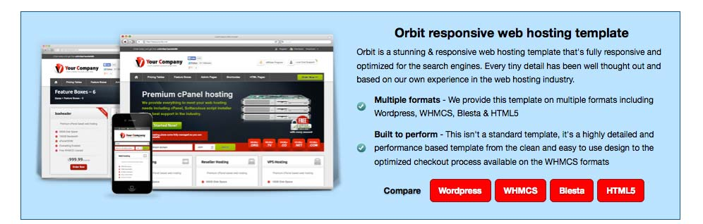 orbit bold feature affiliates integration
