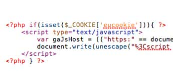 eu cookie script set cookies