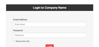 HTML Galaxy WHMCS Integration - login