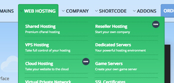 HTML Templates 1-10 web hosting plans