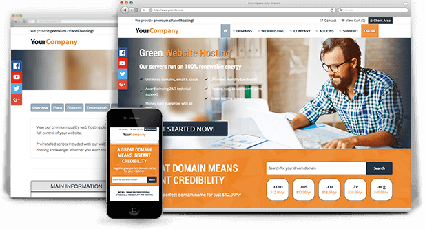 Stellar WordPress Theme